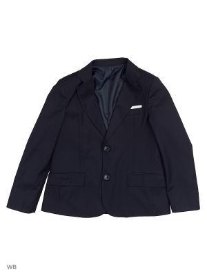 Пиджак Red Wood. Цвет: темно-синий