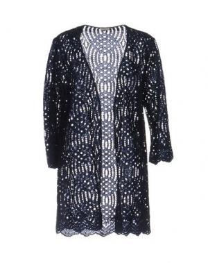 Легкое пальто MOUCHE. Цвет: темно-синий