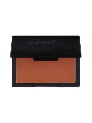 Румяна BLUSH  Sahara 934 Sleek MakeUp. Цвет: рыжий