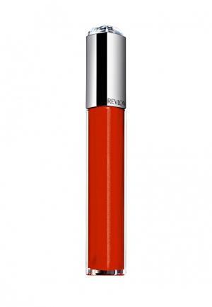 Блеск для губ Revlon. Цвет: красный