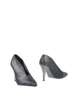 Ботинки MANILA GRACE. Цвет: темно-зеленый