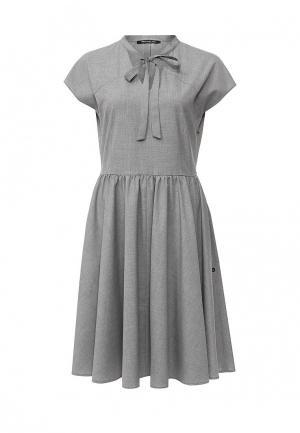 Платье Pennyblack. Цвет: серый
