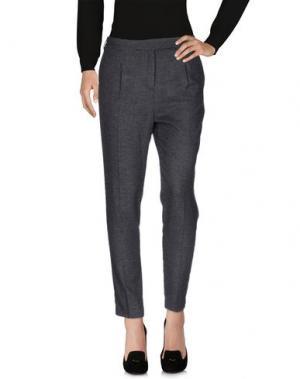 Повседневные брюки M!A F. Цвет: серый
