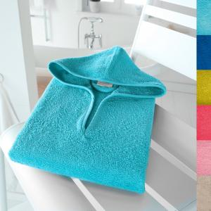 Пончо 350 г/м² SCENARIO. Цвет: голубой бирюзовый,гренадин,зеленый  атолл,светло-розовый,синий морской волны