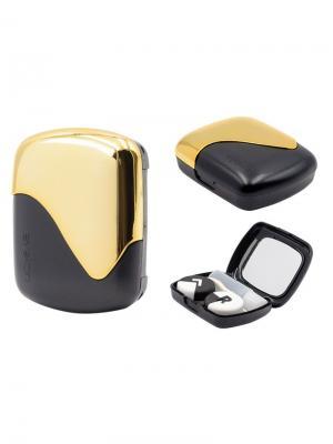 Набор для контактных линз K1601-C1121 Germes. Цвет: черный, золотистый