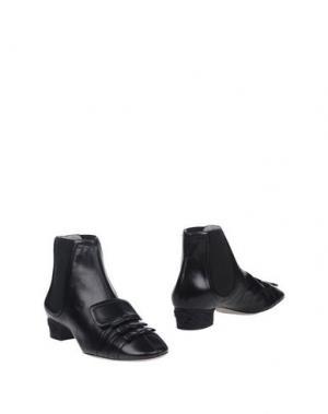 Полусапоги и высокие ботинки RAYNE. Цвет: черный