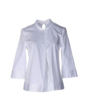 Блузка ZANETTI 1965. Цвет: белый