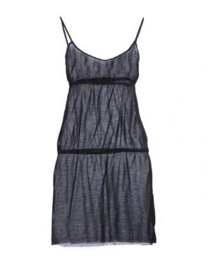 Короткое платье NICOLAS & MARK. Цвет: черный