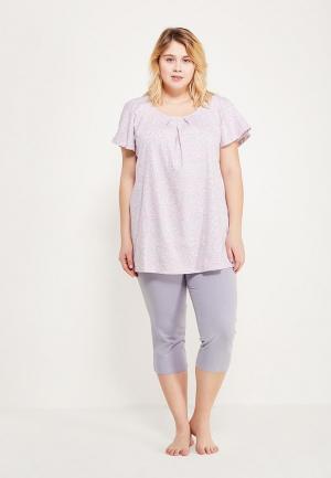 Пижама Лори. Цвет: разноцветный