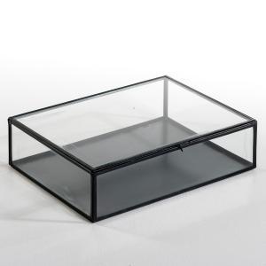 Коробка-витрина для хранения Misia AM.PM.. Цвет: металл,черный