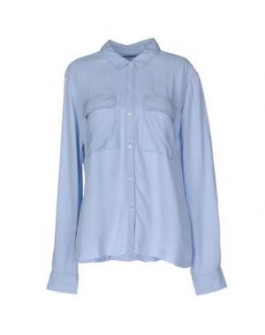 Pубашка RAILS. Цвет: небесно-голубой
