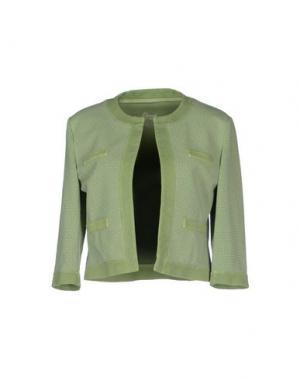 Пиджак CIRCOLO 1901. Цвет: зеленый