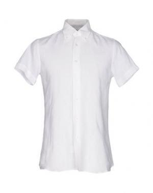 Pубашка FABIO MODIGLIANI. Цвет: белый