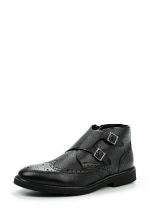 Ботинки классические Ralf Ringer. Цвет: черный