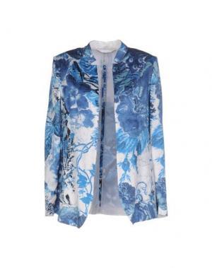 Пиджак LES COPAINS. Цвет: синий