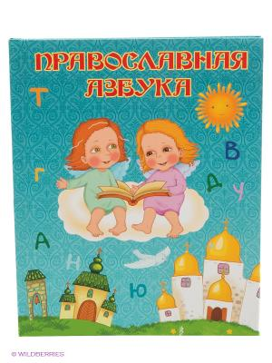 Православная азбука Феникс-Премьер. Цвет: голубой