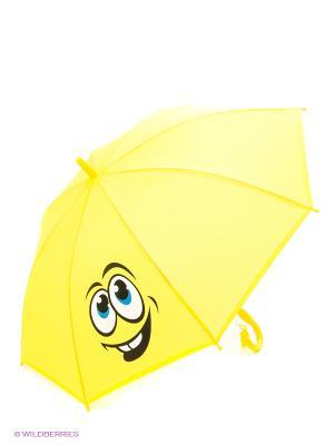 Зонт детский PlayToday. Цвет: желтый