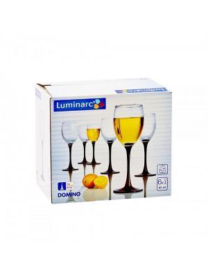 Рюмки Luminarc. Цвет: прозрачный