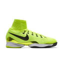 Теннисные кроссовки унисекс Court Air Zoom Ultrafly Nike. Цвет: желтый