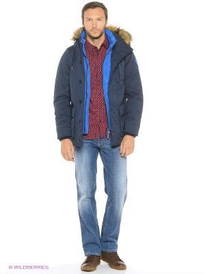 Куртка MUSTANG. Цвет: индиго