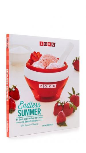 Endless Summer Ice Cream Recipe Book Gift Boutique
