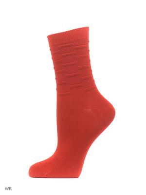 Носки, 3 пары Redestrella. Цвет: черный, бирюзовый, красный