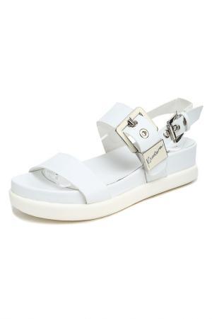 Туфли открытые Keddo. Цвет: белый