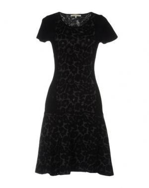 Короткое платье GERARD DAREL. Цвет: серый