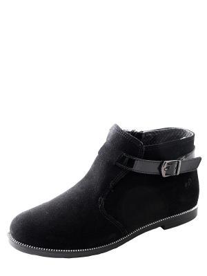 Ботинки для  девочки PRIMIGI. Цвет: черный