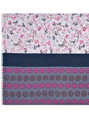 Платок Eleganzza. Цвет: серый, антрацитовый, бледно-розовый, лиловый, розовый, фуксия