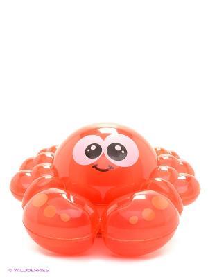 Игрушка для ванной Hap-P-Kid. Цвет: красный