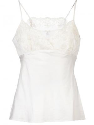 Boluda camisole Dosa. Цвет: белый