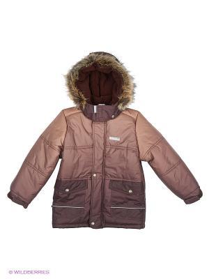 Куртка Kerry. Цвет: коричневый