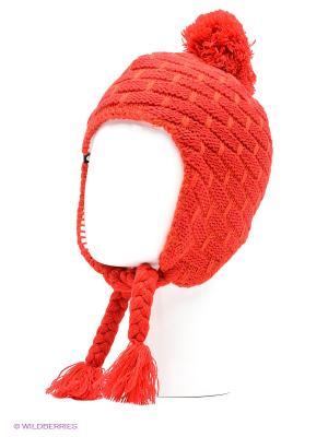 Шапка Icepeak. Цвет: красный