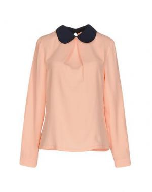 Блузка ANGEL EYE. Цвет: розовый