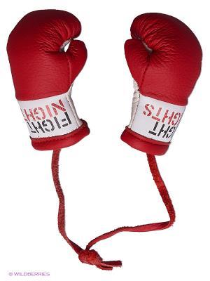 Брелок Fight Nights. Цвет: красный