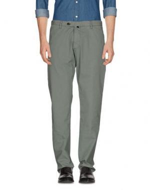 Повседневные брюки J.W. BRINE. Цвет: светло-зеленый