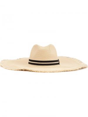 Шляпа Mauritius Filù Hats. Цвет: телесный