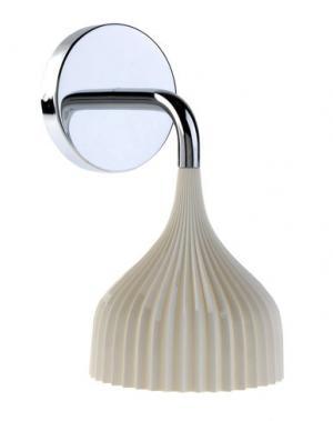 Настенная лампа KARTELL. Цвет: белый