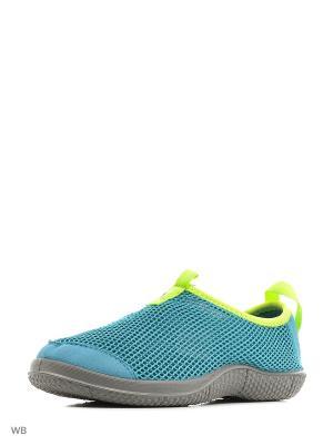 Аквасоки CentrShoes. Цвет: бирюзовый