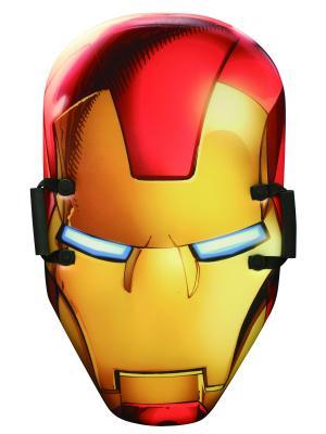 Ледянка Marvel Iron Man, 81 см с плотными ручками 1Toy. Цвет: синий, зеленый