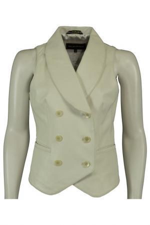 Куртка SUMMIT. Цвет: белый