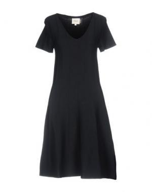 Короткое платье CHARLI. Цвет: темно-синий