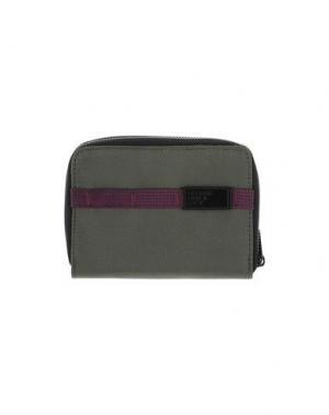 Бумажник GEORGE GINA & LUCY. Цвет: зеленый-милитари