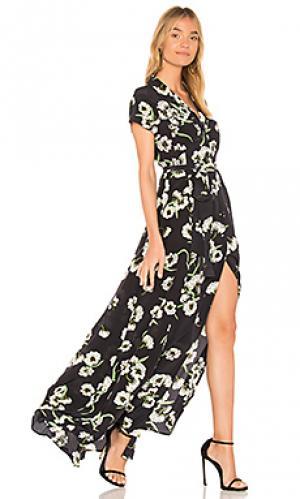 Платье riviera Yumi Kim. Цвет: черный
