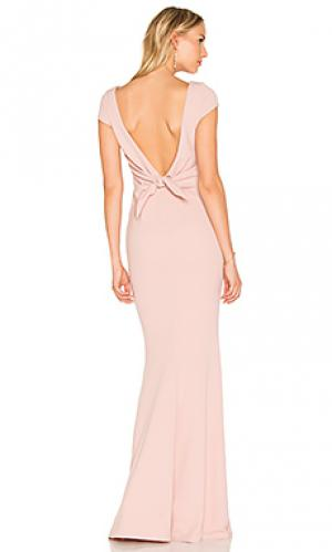 Вечернее платье intrigue Katie May. Цвет: розовый