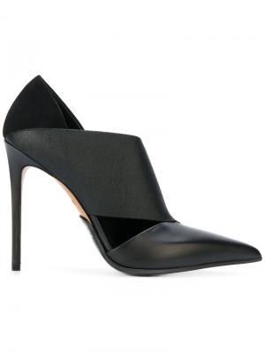 Туфли-лодочки Audrey Balmain. Цвет: чёрный