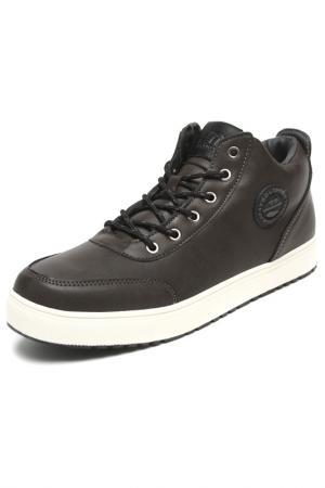 Ботинки Patrol. Цвет: серый