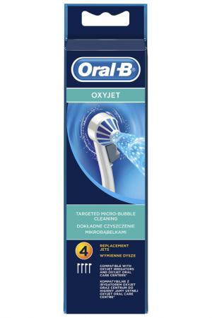 Насадки для ирригатора Oral-B. Цвет: none