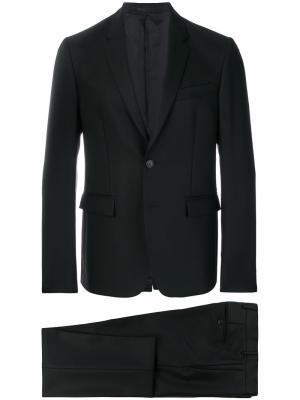 Классический костюм-двойка Mauro Grifoni. Цвет: чёрный